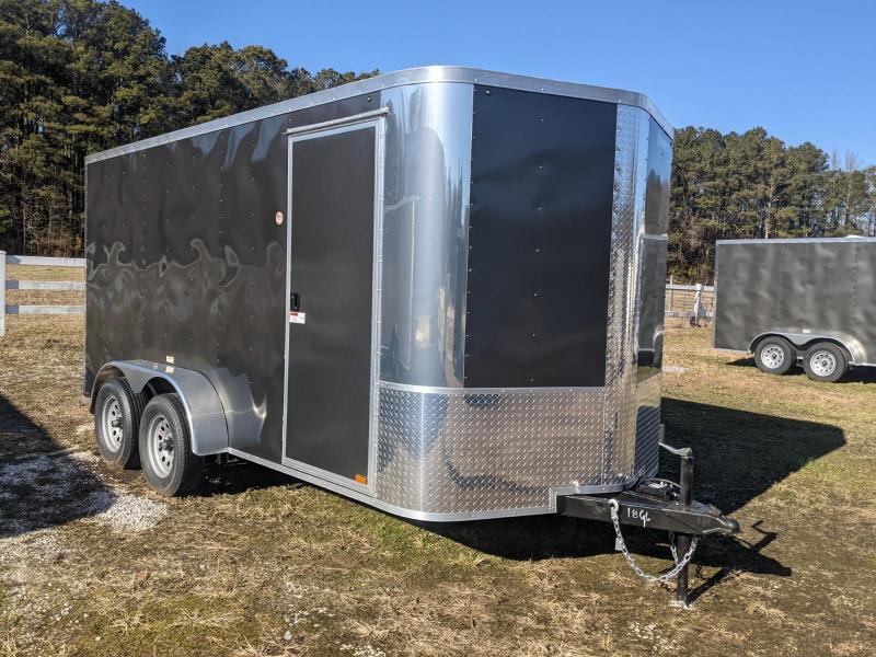 2021 Arising 7X14 7K Enclosed Cargo Trailer