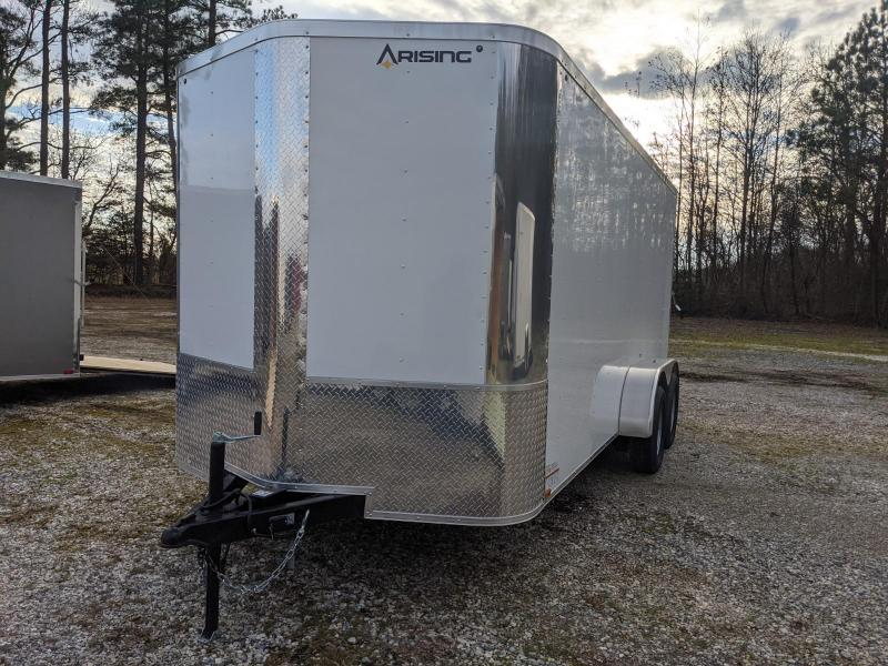 2021 Arising 7X16 Enclosed Cargo Trailer