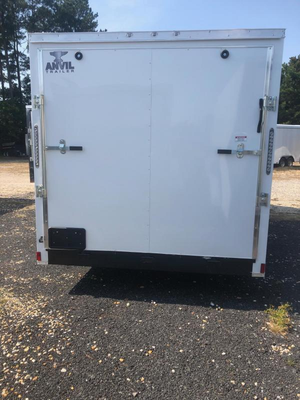 2022 Anvil 7X16 Enclosed Cargo Trailer