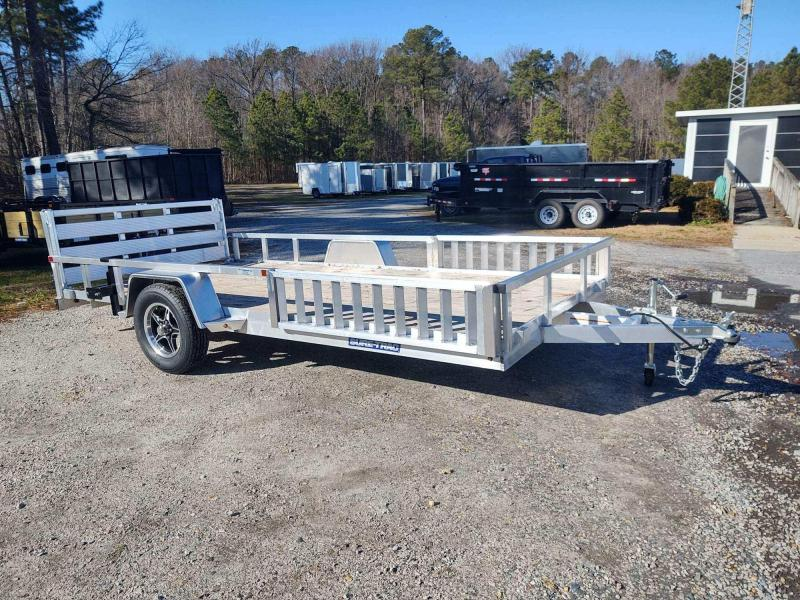 2021 Sure-Trac 7X14 ATV Utility Trailer