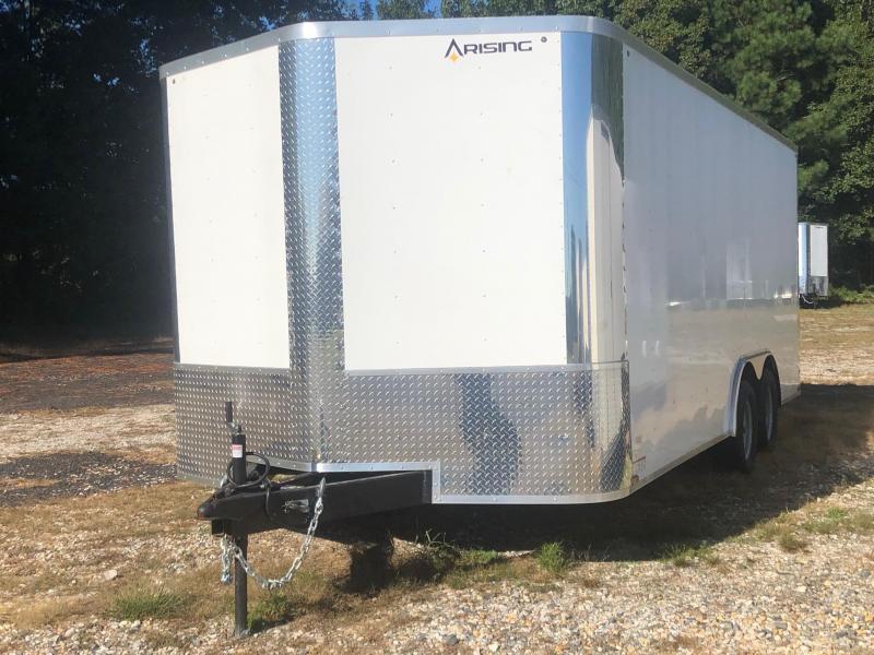 2021 Arising 8.5x18 Enclosed Cargo Trailer