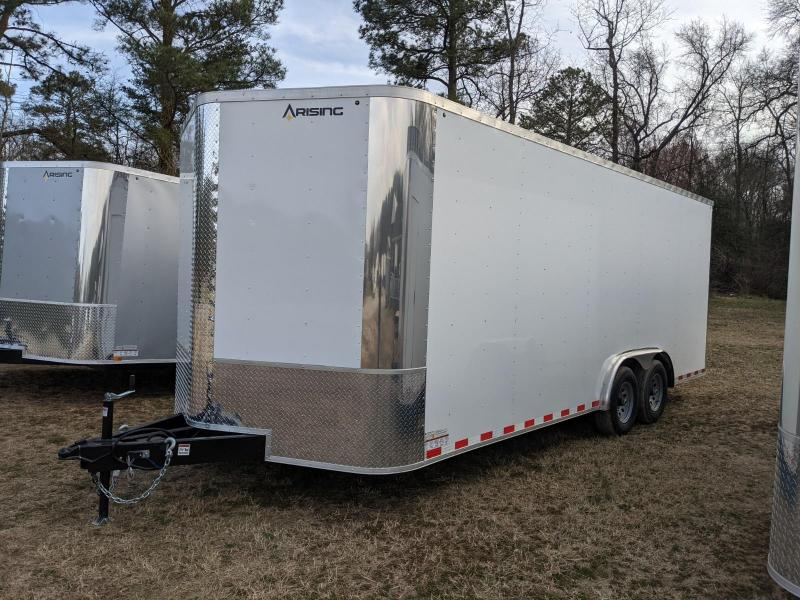 2021 Arising 8.5X20 Enclosed Cargo Trailer