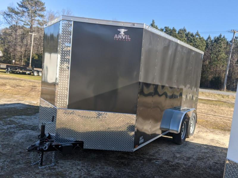 2021 Anvil 7X14 Enclosed Cargo Trailer