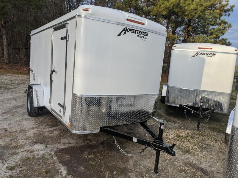 2021 Homesteader Trailers 6X12 Enclosed Cargo Trailer