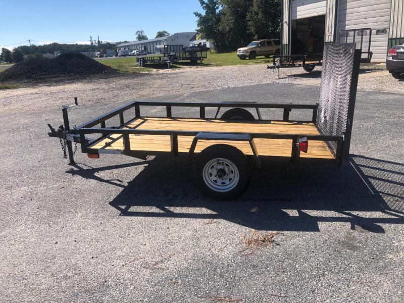 2020 American Manufacturing Operations (AMO) 5 X 8 Utility Trailer