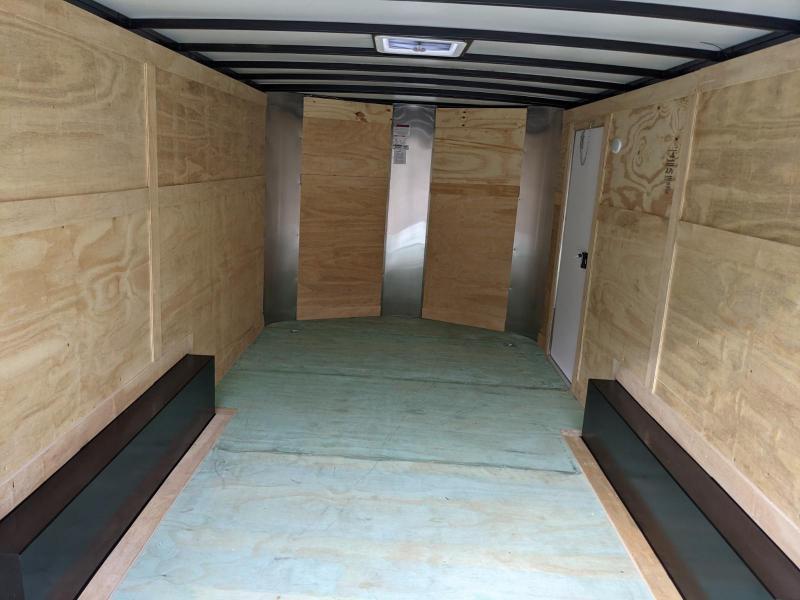 2021 Arising 8.5X16 Enclosed Cargo Trailer