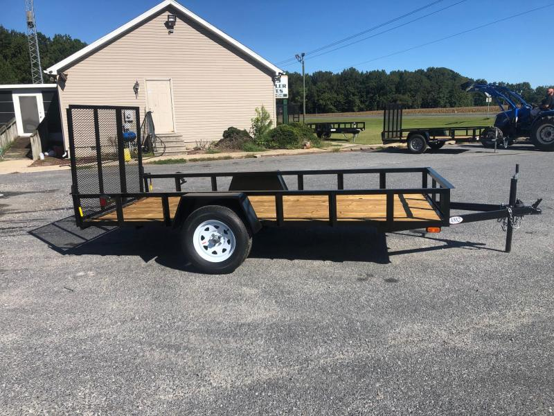 2020 American Manufacturing Operations (AMO) 5X12 Utility Trailer