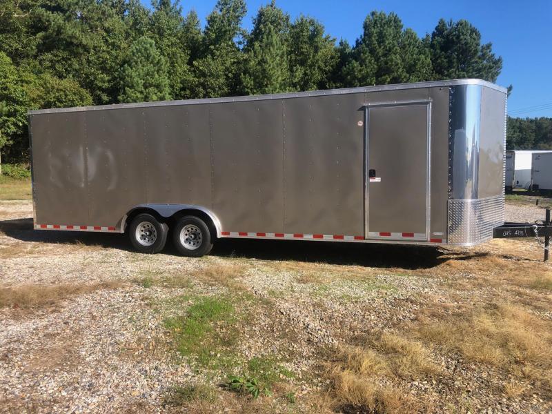 2021 Arising 8.5X24 Enclosed Cargo Trailer