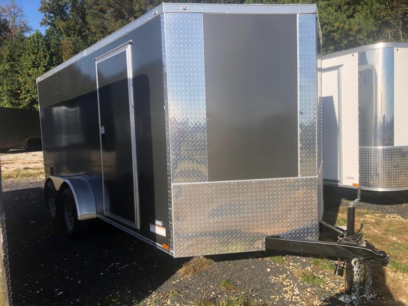 2022 Anvil 7X14 Enclosed Cargo Trailer