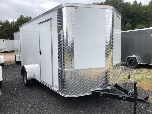 2021 Arising 7X12 Enclosed Cargo Trailer