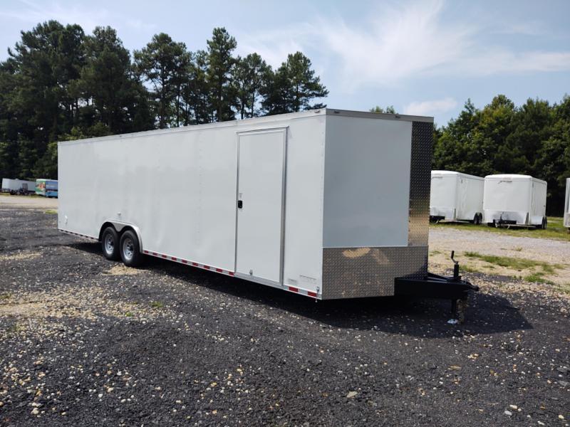 2022 Anvil 8.5x28 Enclosed Cargo Trailer