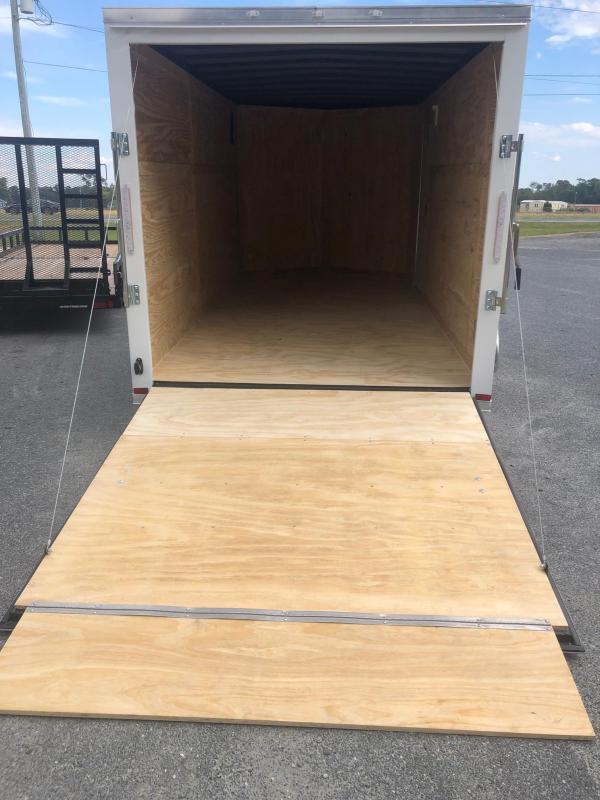 2022 Spartan Cargo 7X14 Enclosed Cargo Trailer