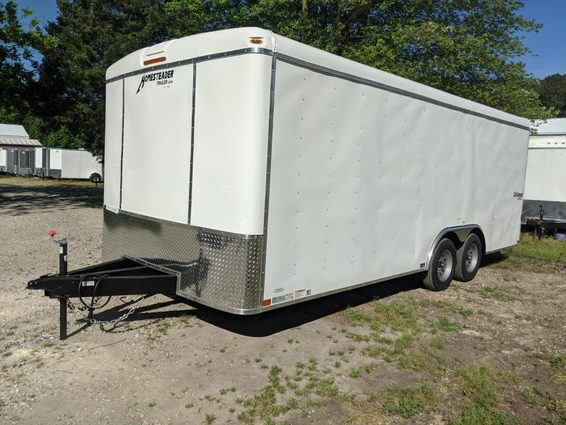 2020 Homesteader Trailers 8.5X20 Enclosed Cargo Trailer
