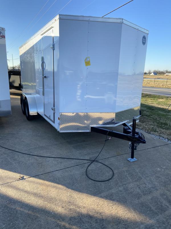 2021 Haulmark PP716T2 Enclosed Cargo Trailer