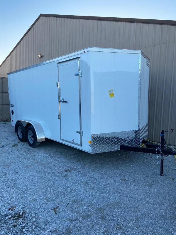 2021 Haulmark PP716T2 Enclosed Cargo Trailer