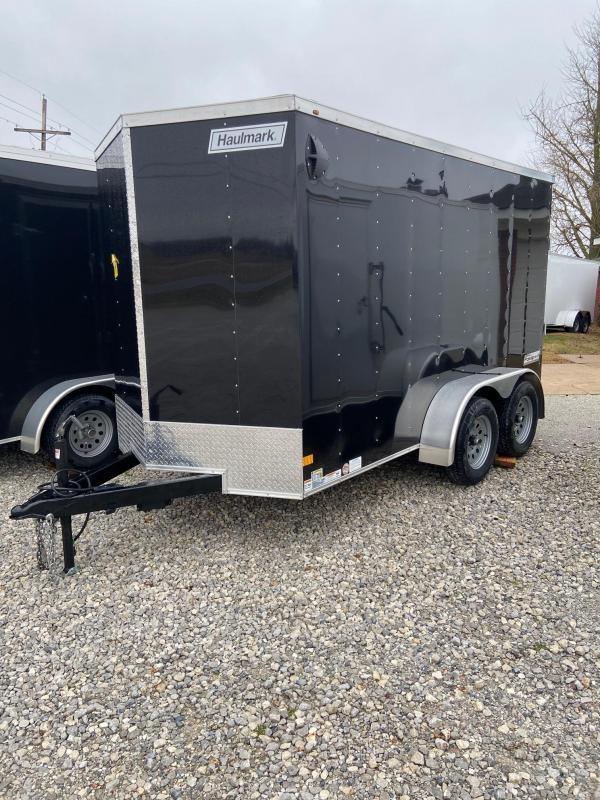 2021 Haulmark PP612T2-D Enclosed Cargo Trailer