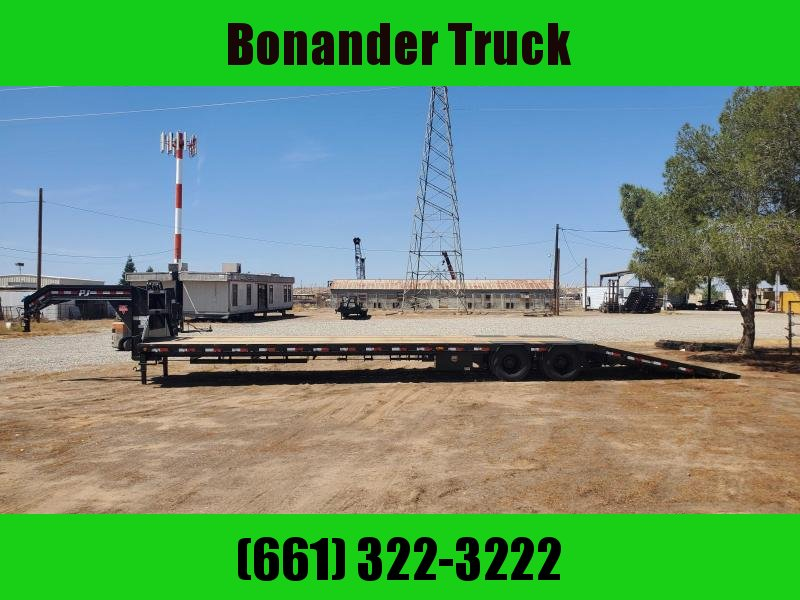 2022 PJ Trailers LY402 Flatbed Trailer