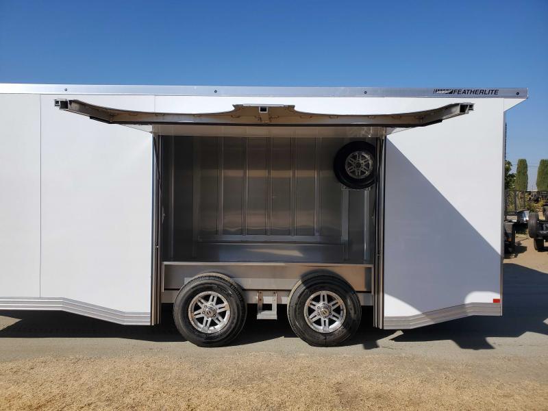 2022 Featherlite 4410-20 Aluminum Enclosed Cargo Trailer