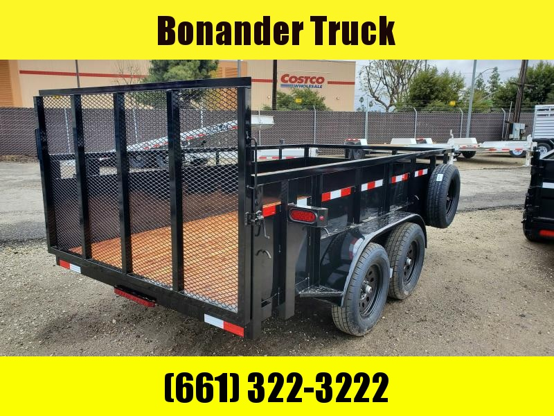 2021 Iron Panther LT0156.5X12 Utility Trailer