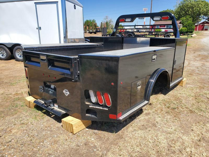 2019 PJ Truck Beds GT 94-94-60-34 Truck Bed