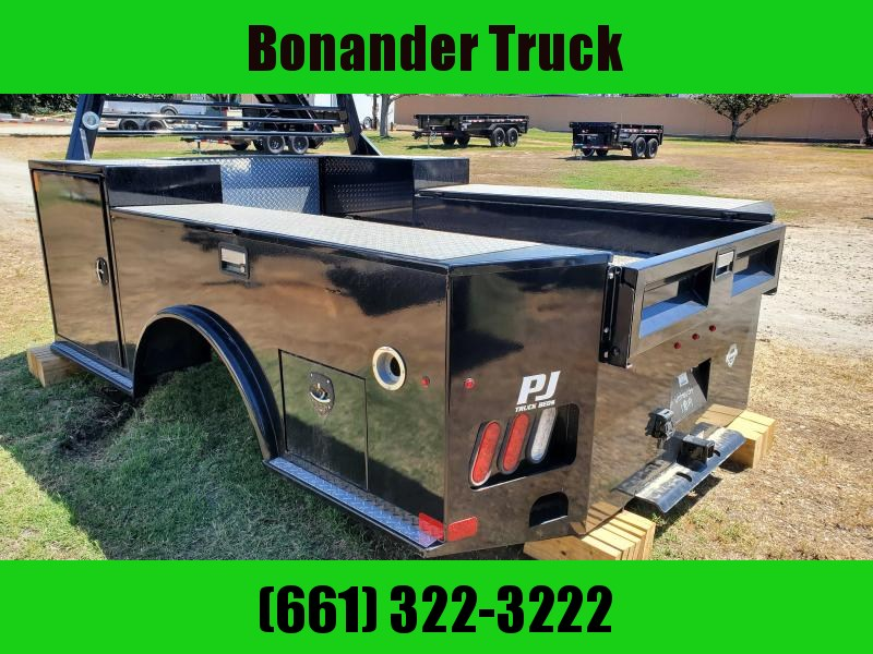 2019 PJ Truck Beds GT 94-94-60-34 Truck Bed
