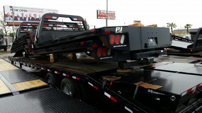 2017 PJ Trailers TB GB Truck Bed