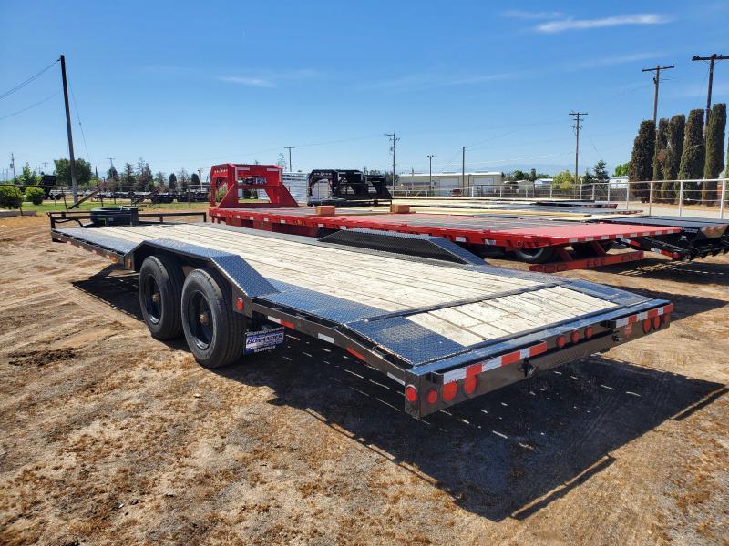 2020 PJ Trailers H7262 Equipment Trailer