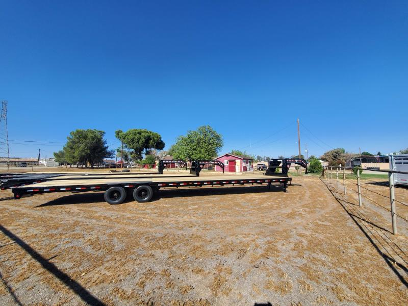 2021 PJ Trailers LD402 Flatbed Trailer