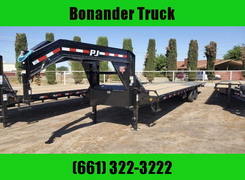 2022 PJ Trailers LY322 Flatbed Trailer