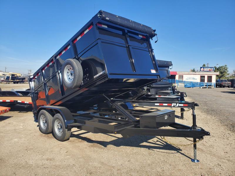 2021 Iron Panther DUMP Dump Trailer