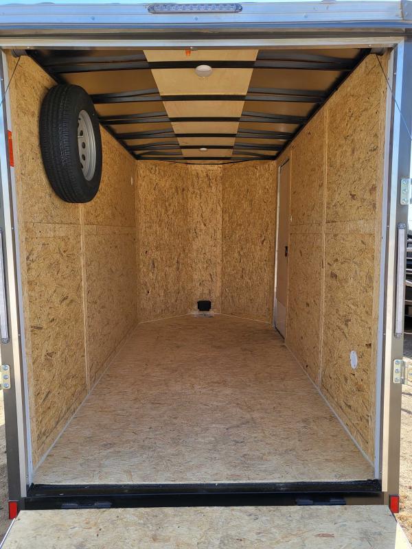 2022 Cargo Express PRO 6X12 Enclosed Cargo Trailer