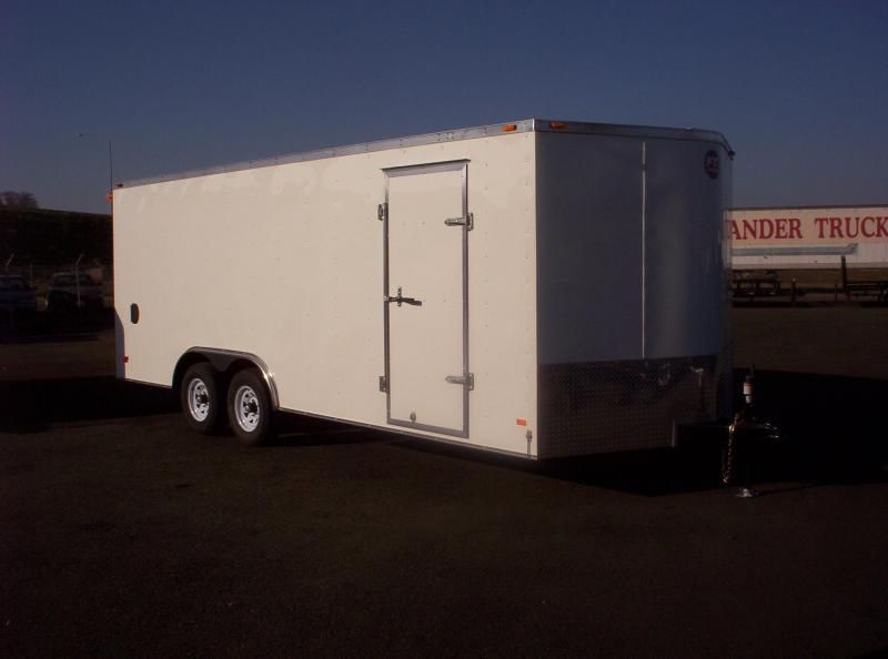 2020 Wells Cargo FT8520T3 Enclosed Cargo Trailer