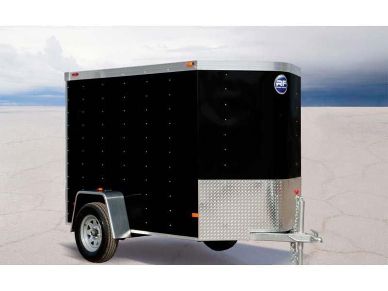 2021 Wells Cargo RFV5X81 Enclosed Cargo Trailer