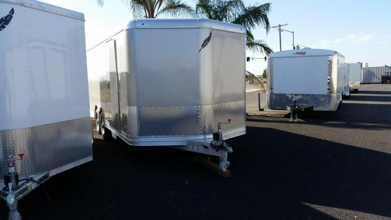 2020 Featherlite 1611 Car / Racing Trailer