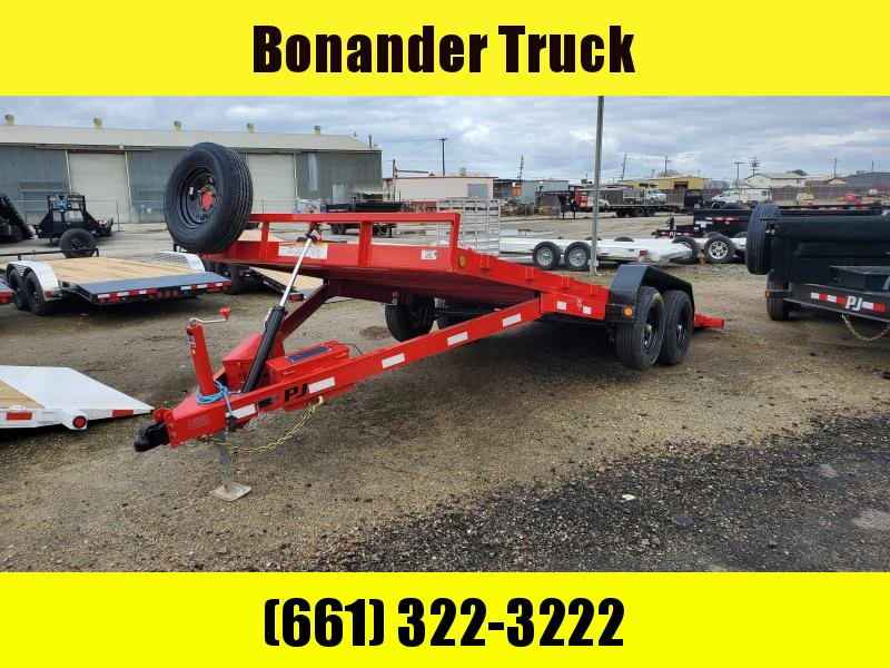 2021 PJ Trailers TH202 Car / Racing Trailer