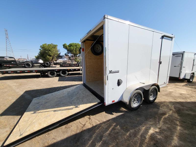 2022 Cargo Express PRO 7X12 Enclosed Cargo Trailer
