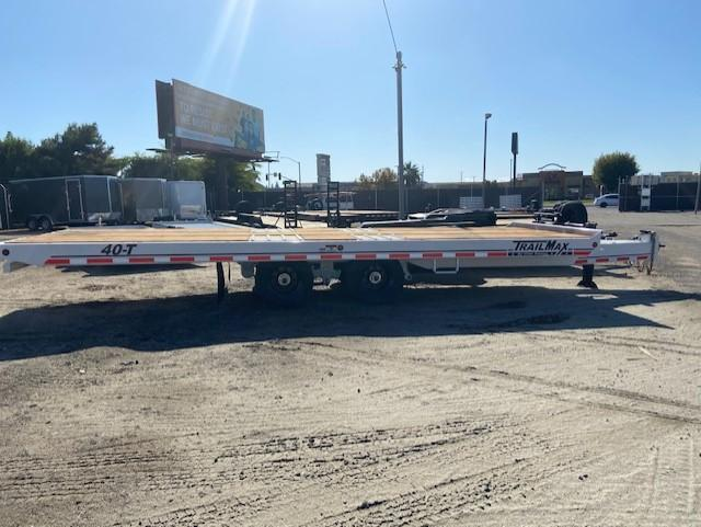 2021 TrailMax 40T Equipment Trailer