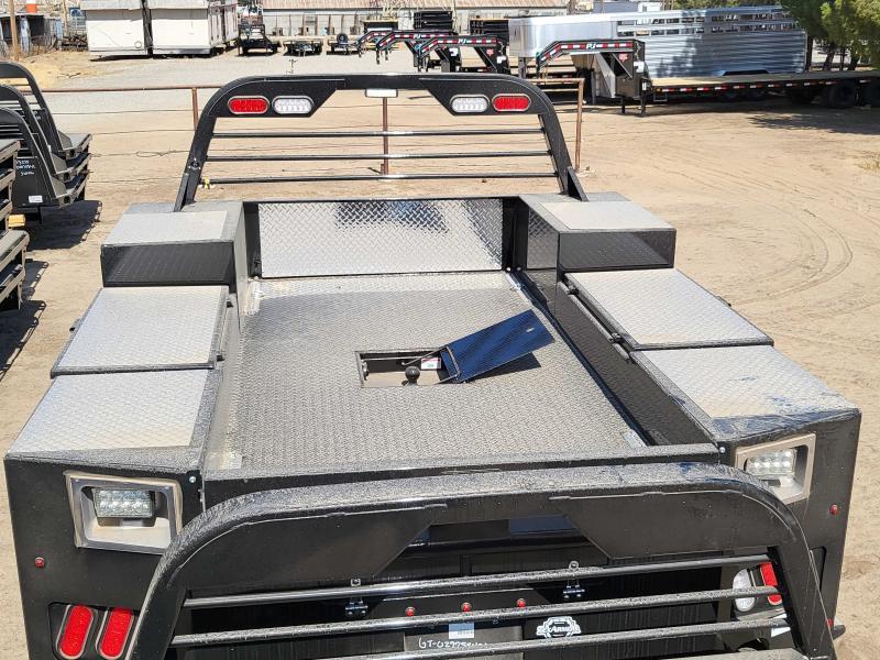 """2021 PJ Truck Beds GT 8'6""""/97""""/58/42 Truck Bed"""