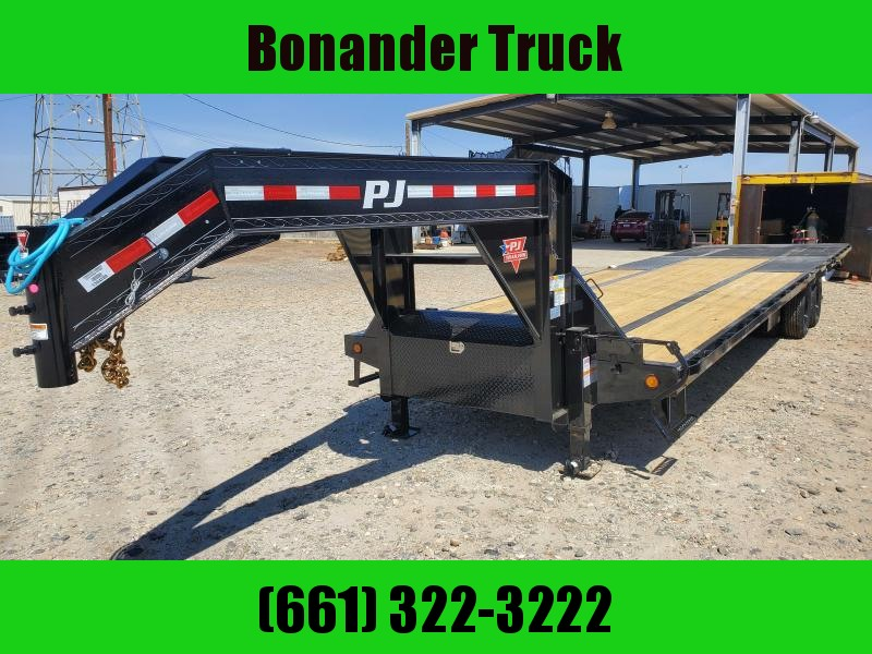 2022 PJ Trailers LY342 Flatbed Trailer