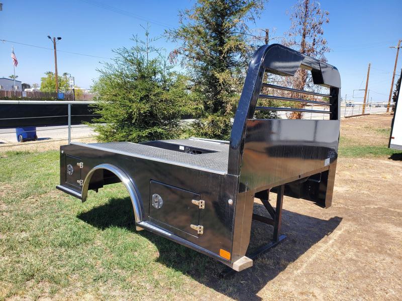 "2019 PJ Truck Beds GH-8'6""-82""-58""-42"" Truck Bed"