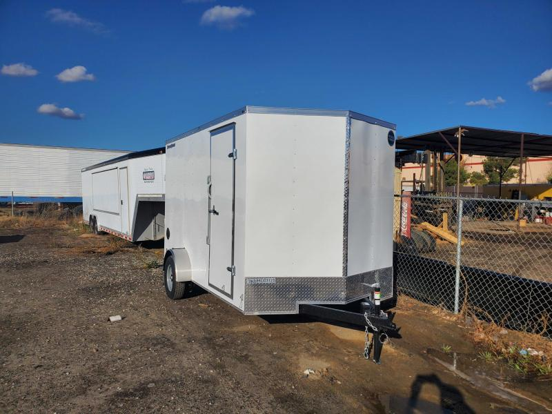 2021 Wells Cargo Enclosed Enclosed Cargo Trailer