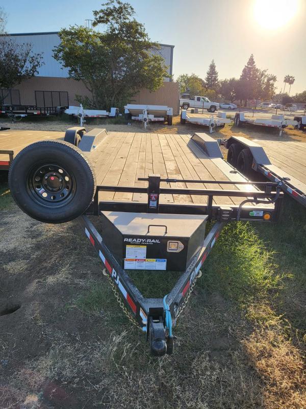 2022 PJ Trailers B5222 Car / Racing Trailer