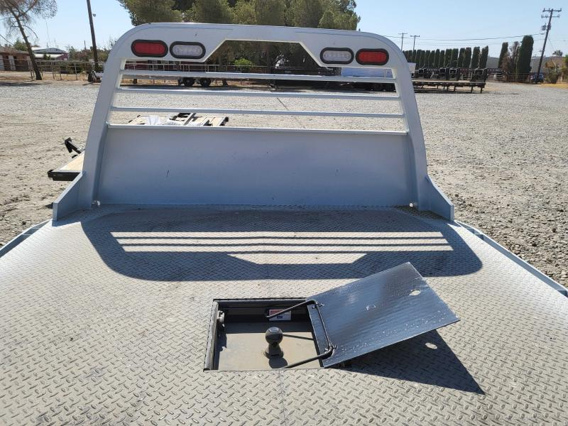 """2021 PJ Truck Beds GS CAB & CHASSIS 60""""C/A Truck Bed"""