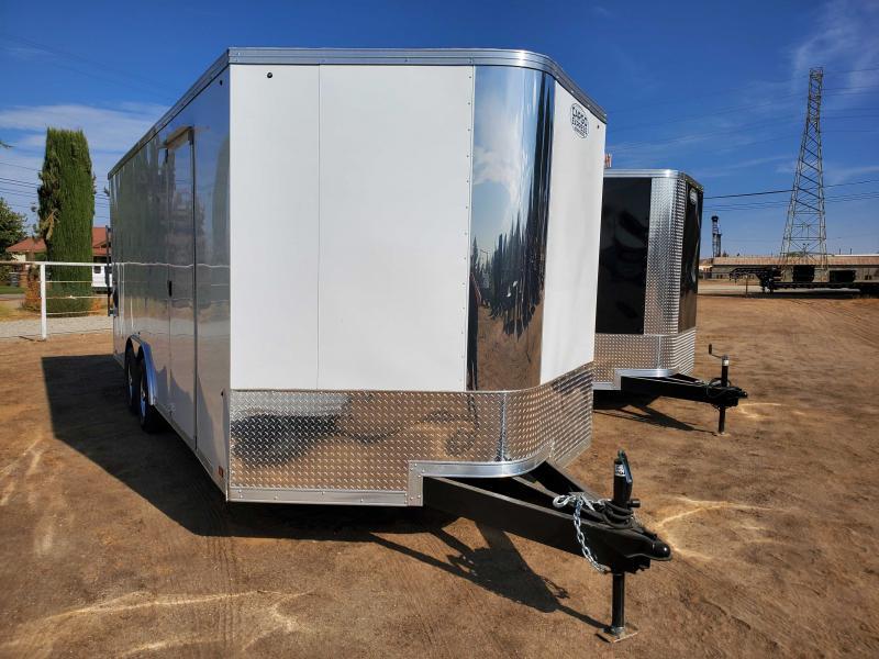 2022 Cargo Express PRO SERIES 8.5X20 ENCLOSED Enclosed Cargo Trailer