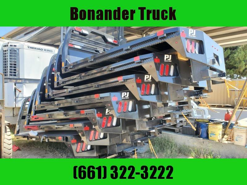 2022 PJ Truck Beds GB-GS-ALGB MODELS Truck Bed