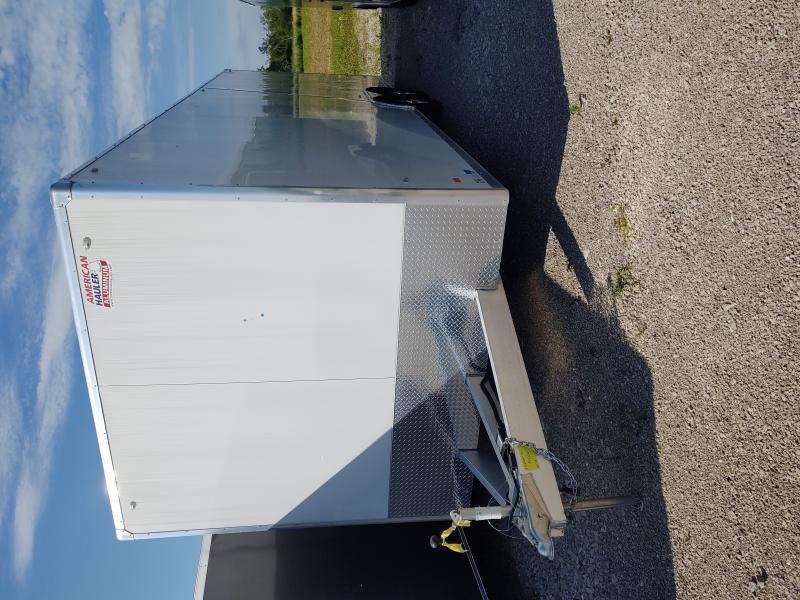 2019 American Hauler Industries Alum Raptor Enclosed Cargo Trailer