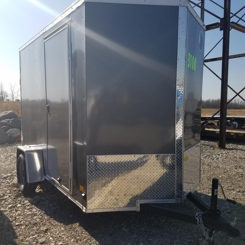 2021 Darkhorse Cargo DH6x10 Enclosed Cargo Trailer