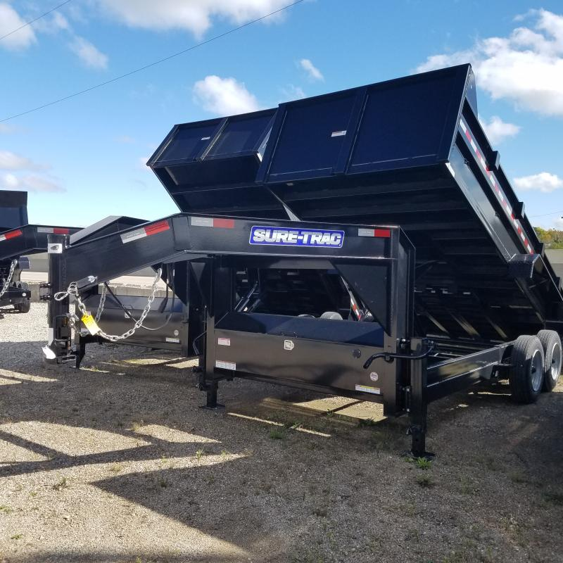 2019 Sure-Trac 82 IN X 16 LP 16K Goose Scissor Dump