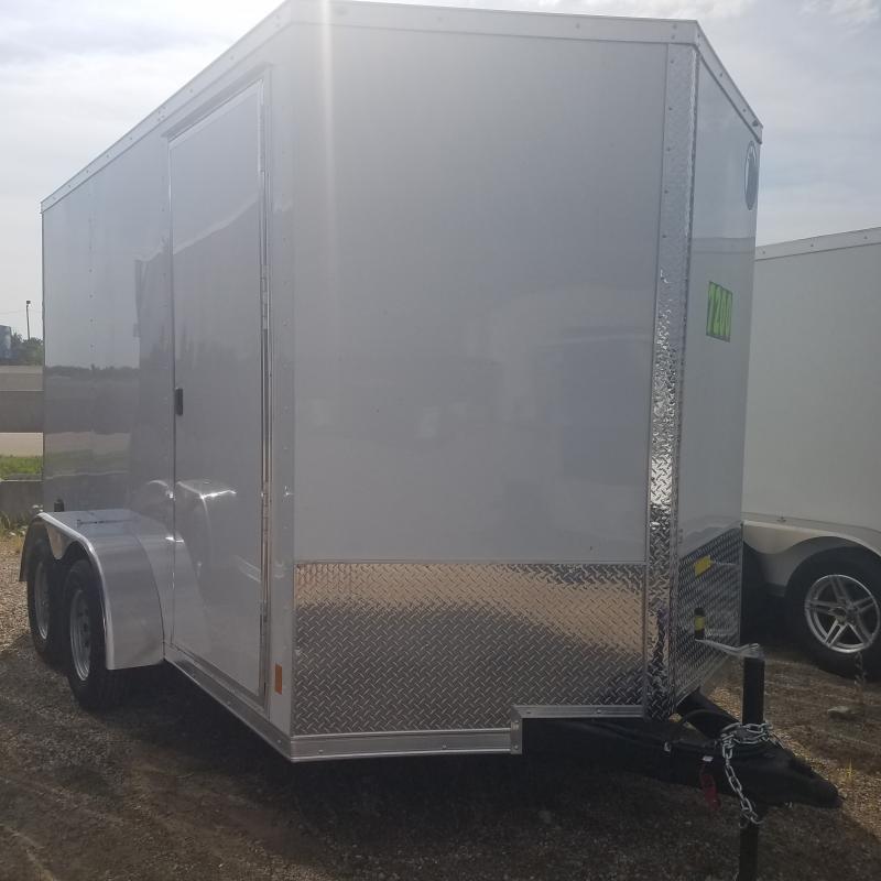 2022 Darkhorse Cargo 7x12 Enclosed Cargo Trailer