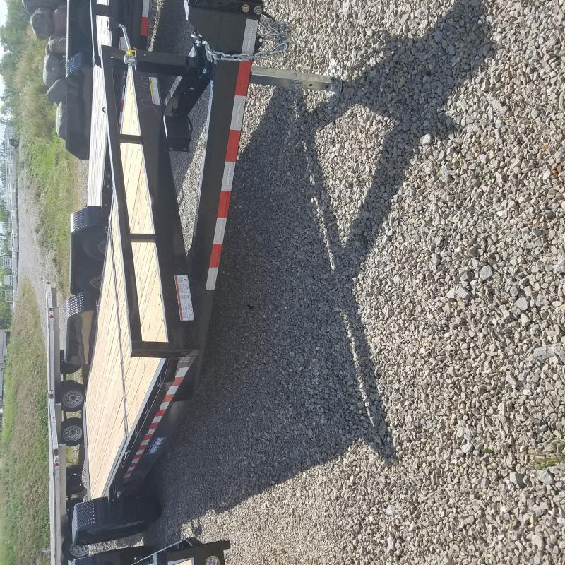 2021 Sure-Trac 7 X 18 + 6 Tilt Bed Equipment  14K